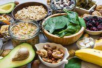 Imagen sobre el tema de los alimentos que contienen magnesio de un vistazo
