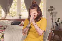 Imagen sobre el tema de Linn MacKenzie dirige una meditación guiada