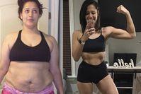 Imagen sobre el tema de Lidia ha perdido más de 30 kilos