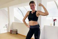 Imagen sobre el tema 40 minutos de entrenamiento de cuerpo completo: entrenamiento intensivo de cuerpo completo para principiantes con LeaLight