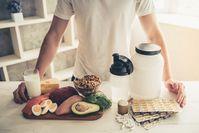 Imagen sobre el tema de los suplementos dietéticos en el deporte.