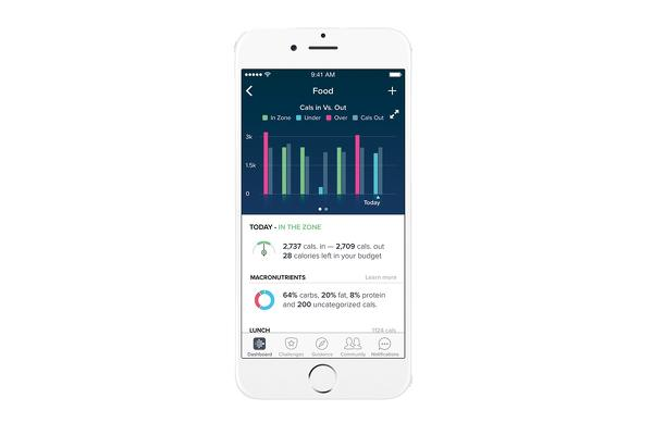 Rastreador de calorías Fitbit Versa 2