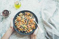 Imagen sobre el tema del Tazón de verduras saludables