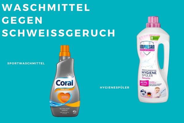 Productos detergentes
