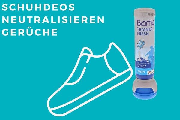 Desodorante para zapatos